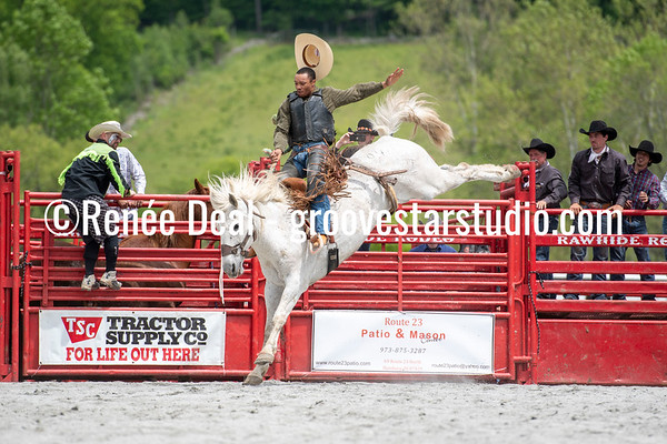 Saddle Broc Riding