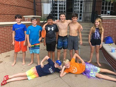 8th Grade Lake Party - Aug 2019