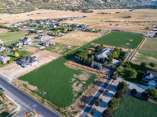 KTThompson Mapleton Mansion Aerials
