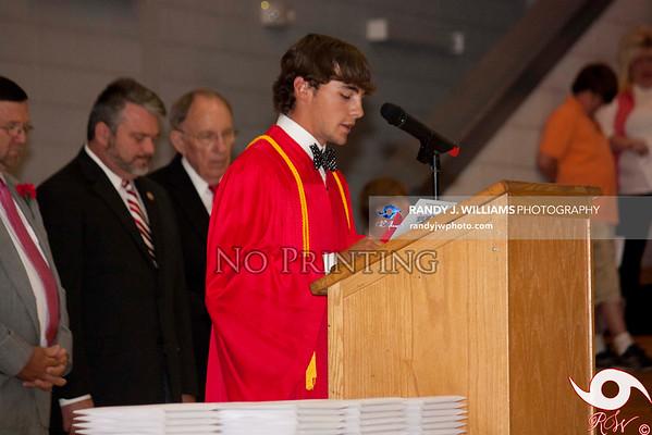 New Site's High School's Graduation (2012)