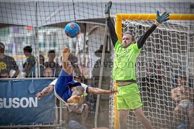 Pro Sand Soccer