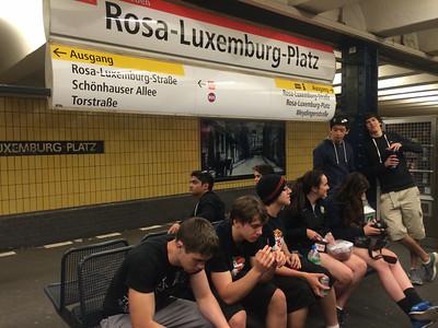 Assorted photos from Frau's phone