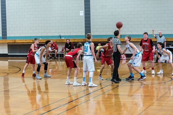 Alex's Basketball Game2 March 4th, 2018