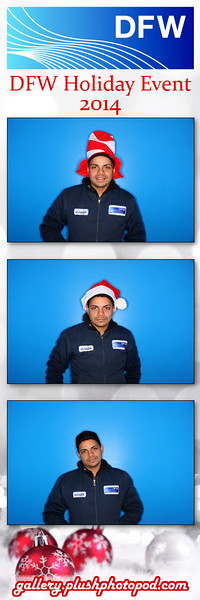 Dfw Airport Holiday Event 2014