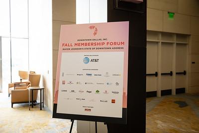 DDI Fall Membership Forum Meeting