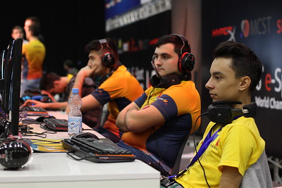 IESF 6th esports World Championship Baku - 2014