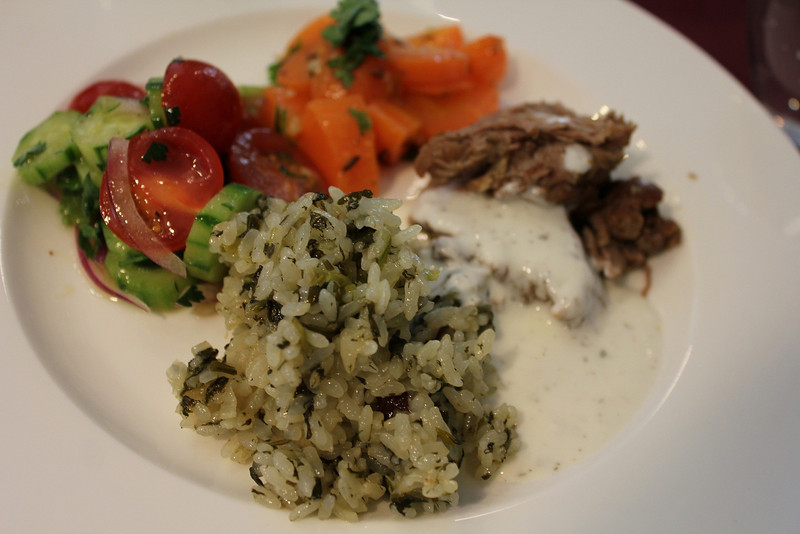 Mediterranean Cooking Class January 23, 2013