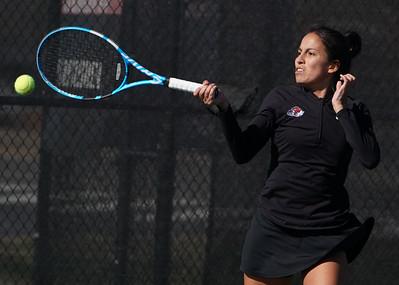 Women's Tennis vs. NC Central