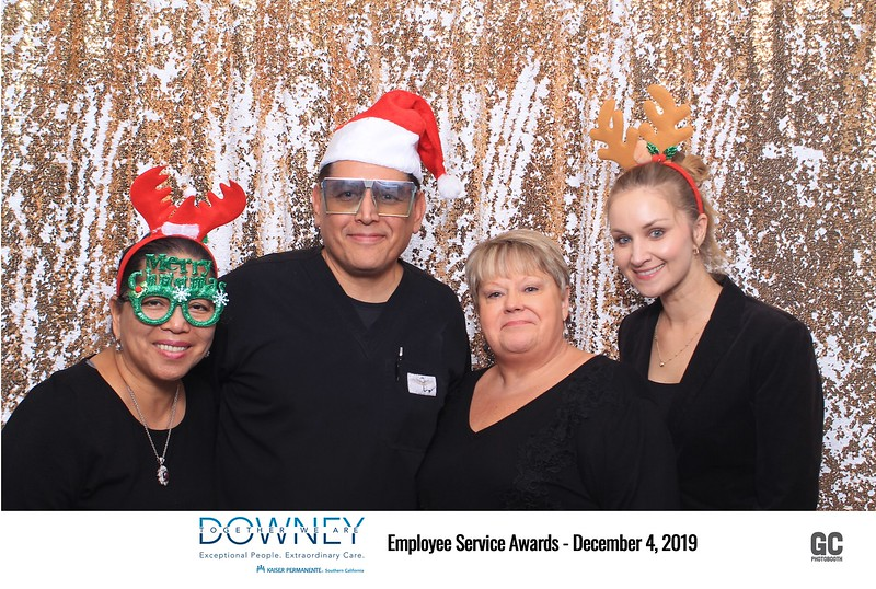 12-04-2019KAISER DOWNEY EMPLOYEE AWARDS
