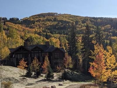 Beaver Creek Fall Color