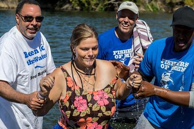 Fisher's of Men 2019 - Baptism