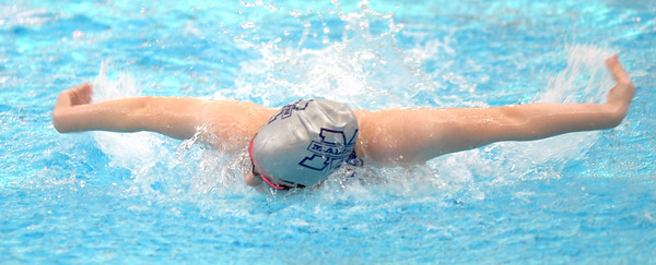 Division I District Swimming
