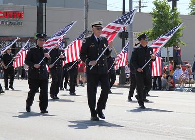 2017 Dearborn Memorial Day Parade