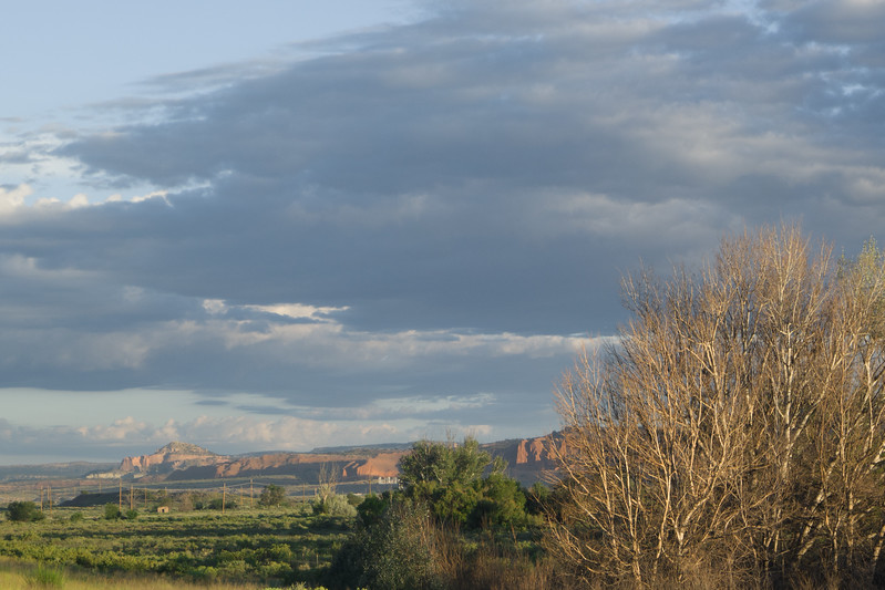 Sunrise East of Gallup, NM