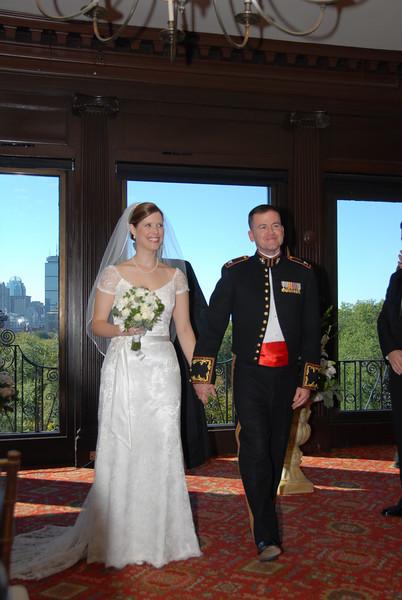 Karen & Dan's Wedding - Oct 21, 2007
