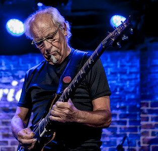 Martin Barre -Iridium October 10 2017