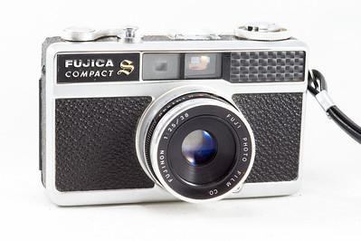 Fujica Compact S, 1970