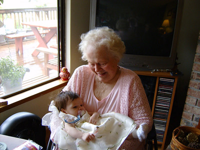 Baptism 5/27/2007