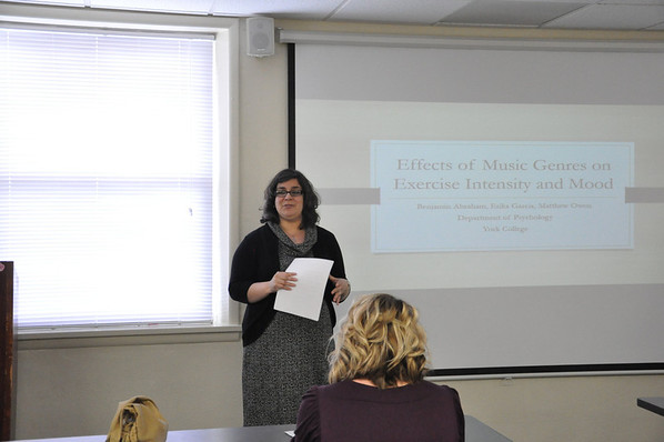 Social Science Research Presentations
