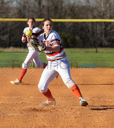 Softball: Lindale, Malakoff and The Brook Hill School by Sarah A. Miller