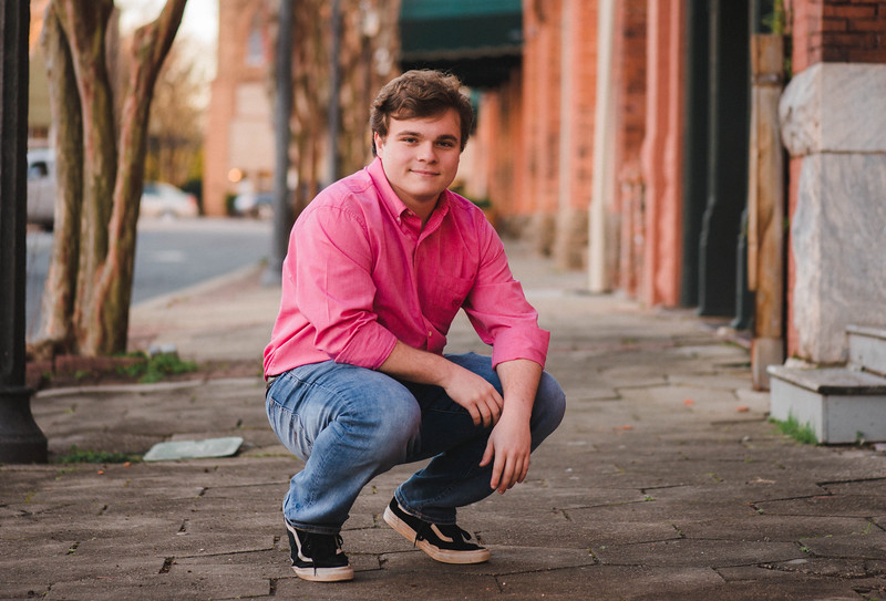 Ethan's senior session