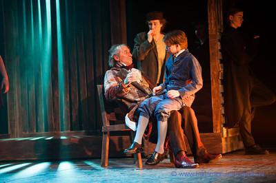 BOB Borrel bij jeugdtheater Hofplein