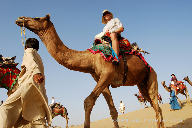 Michael on a Rajasthan Camel Safari (2).jpg