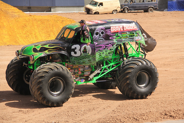 Monster Truck!