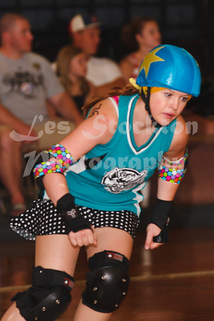 2012.07.15 - Tulsa Derby Beta Corps v Salina Sirens