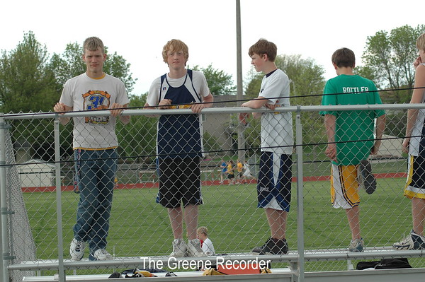 Boys Track at A-P