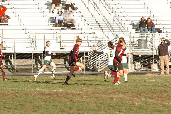 WMHS Girls Soccer Playoffs Vs Century