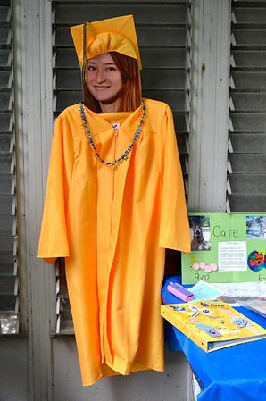 Cate Graduation Party Cottage 2013