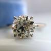 1.58ct Old European Cut Diamond Solitaire, EGL K VS2 6