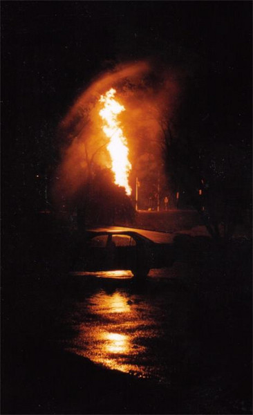 July 21, 2002 - 1st Alarm - 170 Dawes Rd.