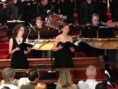 Yale Camerata - Stravinsky Les Noces 2016