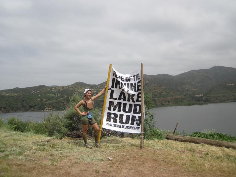 Irvine Lake Mud Run (April 2010)