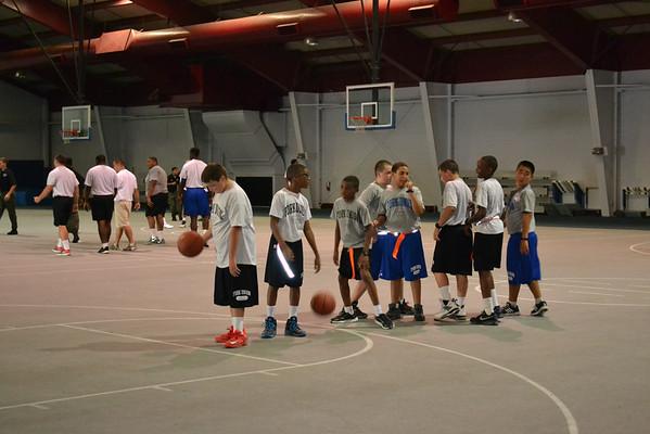 Activity Day (Basketball)