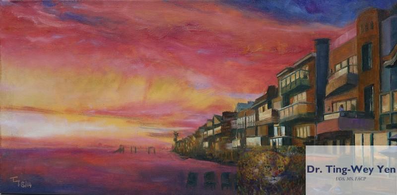 Sunset at Surfside.JPG