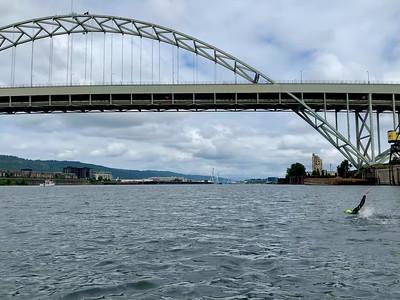 Portland Bridges Swim
