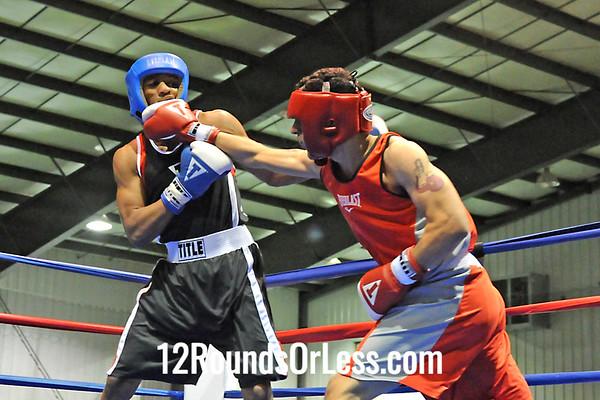 Bout #4 Thomas Mattice, Untouchable BC -vs- David Rodriguez, Rodriguez BC 145 lbs Open