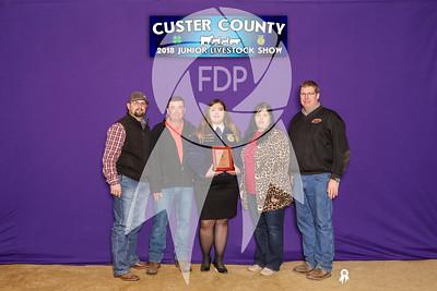 Custer County Jr. Livestock Show