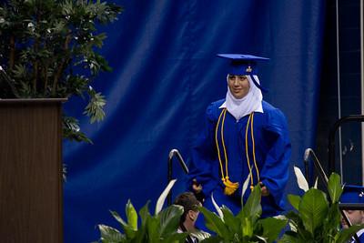 Yasmeen High School Graduation May 2010