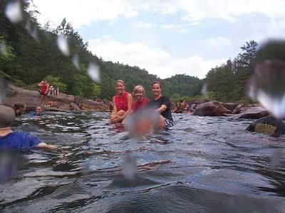 2002 Ocoee Rafting