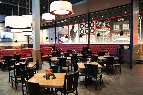 Inside the New Section: Dave & Busters