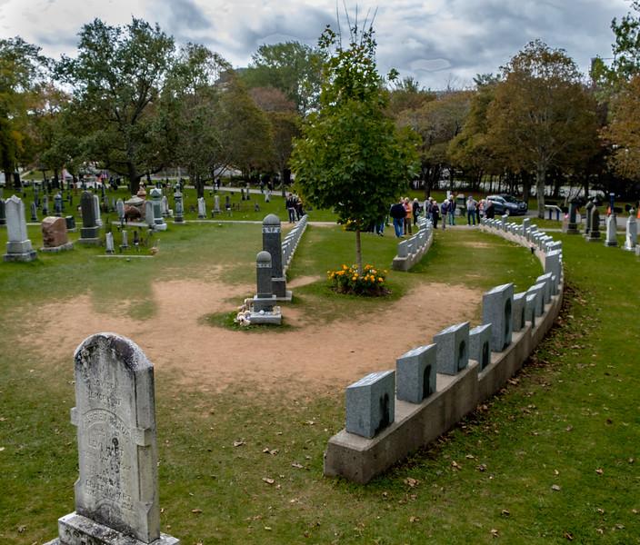 Titanic Memorial Cemetery, Halifax