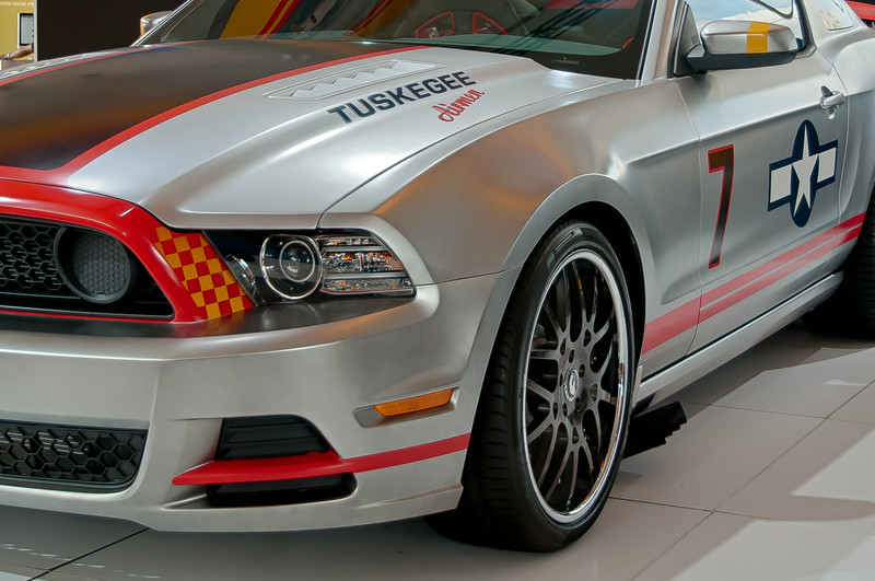 Tuskegee Ford Mustang