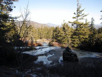 White Ledge loop hike