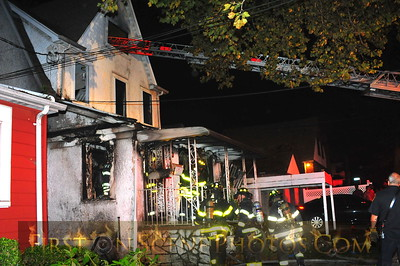10/06/14 - St. Albans All Hands - Fatal Fire