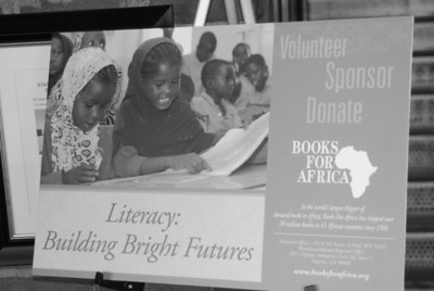 Books for Africa- 3rd Annual Casino Night & Social Affair on October 21, 2011 at STATS Food Play in Atlanta