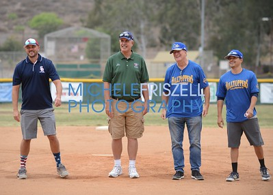 Allstars Clairemont Hilltoppers vs Scripps Ranch 6-23-18